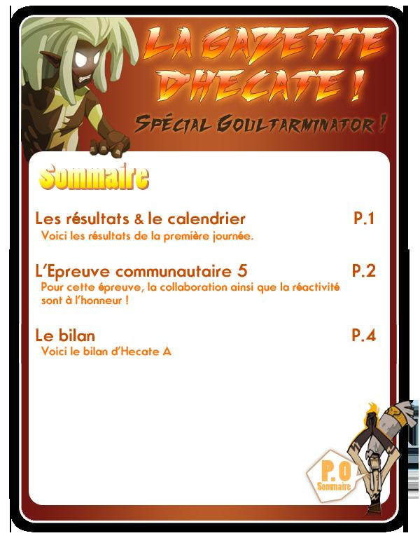 Le Goultarminator : Edition de Satuerdor 28 Fraouctor 640   86369400___Sommaire