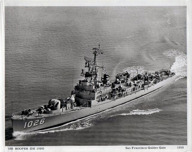 USN DESTROYERS D'ESCORTE CLASSE DEALEY 866713USS_Hooper