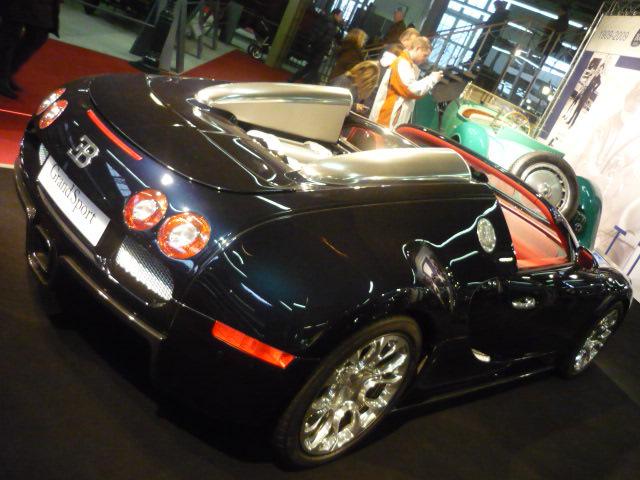 2010 - [Exposition] Les 100 ans de Bugatti 86953316