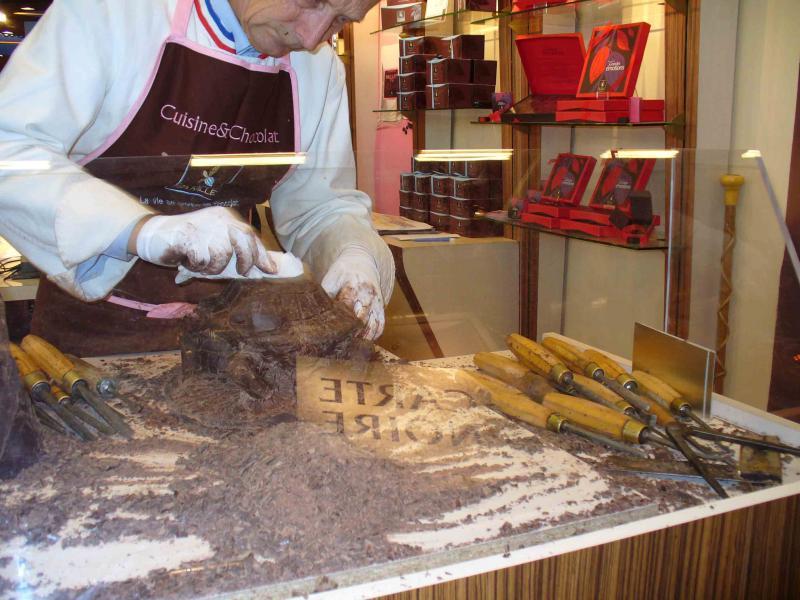 Le salon du chocolat à Paris 871038choco31