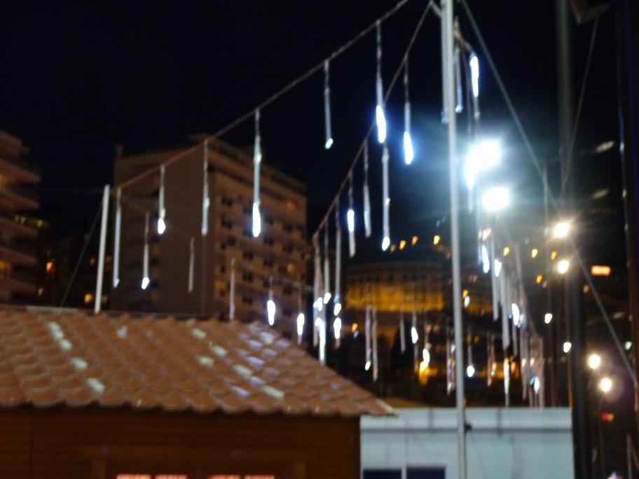 ROCHER DE MONACO :UN LYON REPU ET SANS RESSORT  NOUS LAISSE FRIGORIFIES SUR NOTRE FAIM :ASM 1 OL 1 879100P1030043