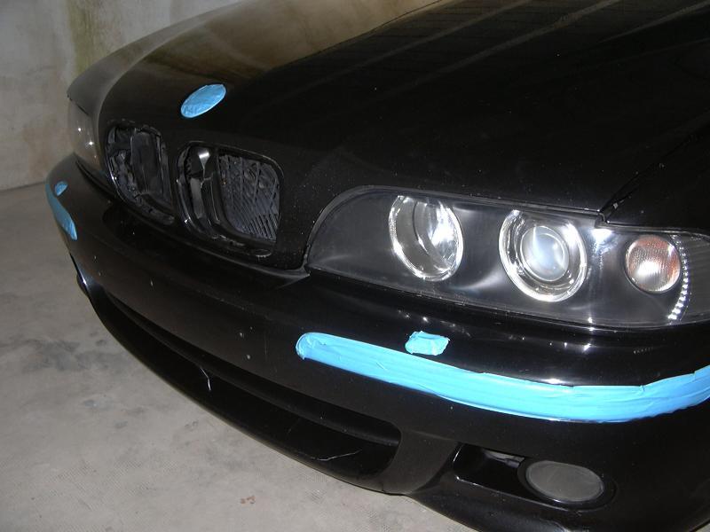 [BMW 530 d E39] Renaissance d'un Cosmos Schwarz Metallic 891572P1000649