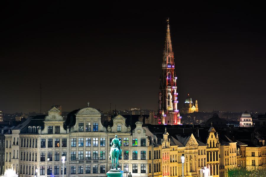 Sortie Faune + Marché de Noël Bruxelles le 19 décembre 2009: Les Photos. 893422_PIE8036