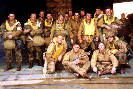 Historique du 506e régiment d'infanterie parachutée. 8955693