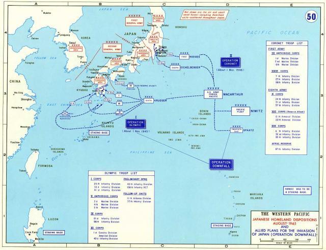 GRUMMAN F8F BEARCAT 897318Operation_Downfall___Map