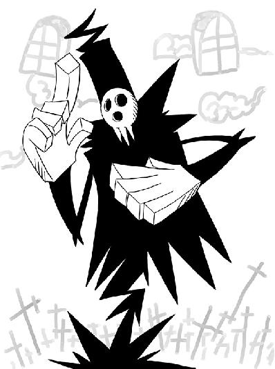 Soul Eater 910749shinigami