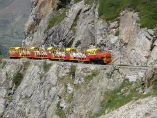 Le petit train d'Artouste 914277P7130425