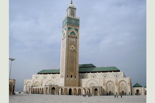 25 des plus belles mosquées du monde 917454maroc_280357