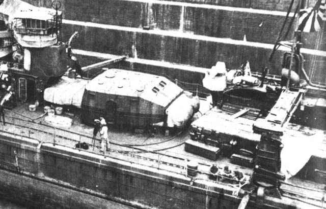 JAPON DESTROYERS CLASSE AKITZUKI 94137affut_lance_torpilles