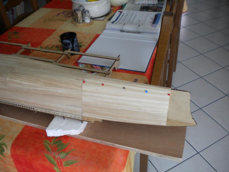"""LE FRANCE  échelle 1/250      Amati/Hachette"""" - Page 3 943539DSCN2037"""