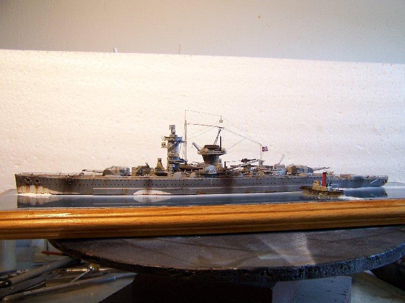 Un petit résumé de mon projet naval Airfix  1/600 9539711002394