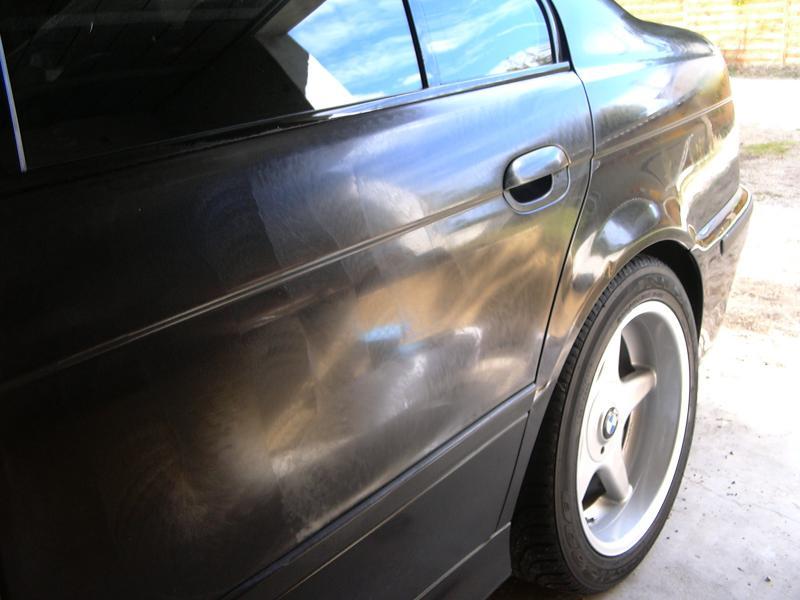 [BMW 530 d E39] Renaissance d'un Cosmos Schwarz Metallic 954484P1000858