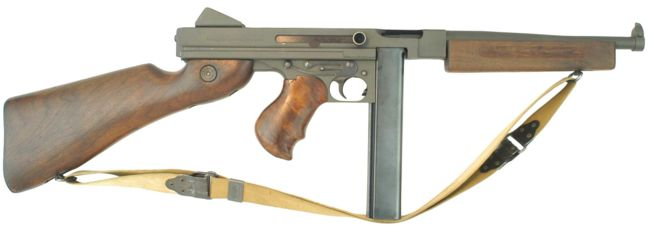 Le pistolet mitrailleur Thompson 961777PM_thompson_m1a1