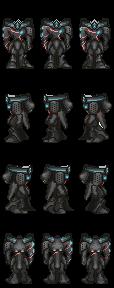 Customs Characters Mac&Blue 968556_Character_01_Actif_