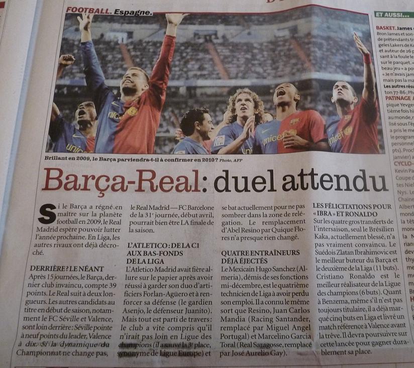 LES CATALANS DU FC BARCELONA DE MARC SABATES //*// - Page 2 976399P1030575