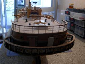 maquette Amérigo Vespucci 1/100 de chez Mantua - Page 6 Mini_103014DSCN4227