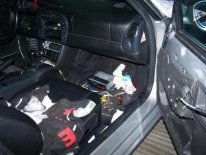 Boxster 986 2.5 préparation, intérieure carbone ... Mini_111381000_0484