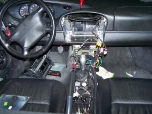 Boxster 986 2.5 préparation, intérieure carbone ... Mini_153497101_6429