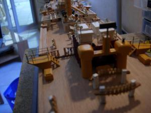 maquette Amérigo Vespucci 1/100 de chez Mantua - Page 6 Mini_184542DSCN4231