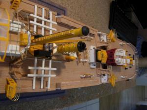 maquette Amérigo Vespucci 1/100 de chez Mantua - Page 6 Mini_246344DSCN4222
