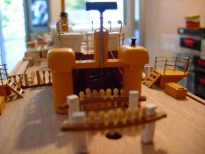 maquette Amérigo Vespucci 1/100 de chez Mantua - Page 6 Mini_316592DSCN4239