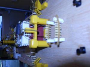 maquette Amérigo Vespucci 1/100 de chez Mantua - Page 6 Mini_395797DSCN4229