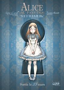 Alice in Wonderland : album et BD. Mini_493631pub_empire