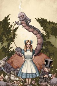 Alice in Wonderland : album et BD. Mini_527434compalice01b_1_1