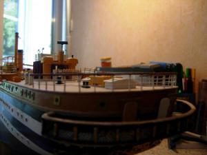 maquette Amérigo Vespucci 1/100 de chez Mantua - Page 6 Mini_62976DSCN4241