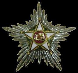 Unités, Grades et insignes dans les FAR / Moroccan Units and Ranks - Page 2 Mini_642954Ordre_du_Wissam_alaouite_Grand_officier_2