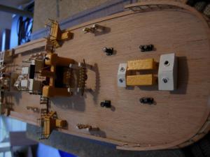 maquette Amérigo Vespucci 1/100 de chez Mantua - Page 6 Mini_659826DSCN4230