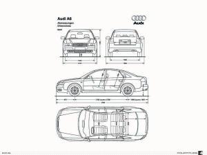 """Topic Officiel > Audi A6 """"C5"""" 1997-2004 [ Berline - Avant - S/RS ] Mini_676717002"""