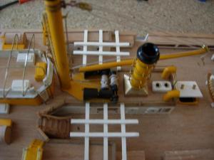 maquette Amérigo Vespucci 1/100 de chez Mantua - Page 6 Mini_754606DSCN4221