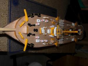 maquette Amérigo Vespucci 1/100 de chez Mantua - Page 6 Mini_796786DSCN4215
