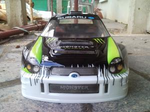 SUBARU Monster energy Mini_821807snc00944