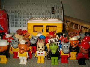 [LEGO] : FABULAND Mini_971141HPIM6794