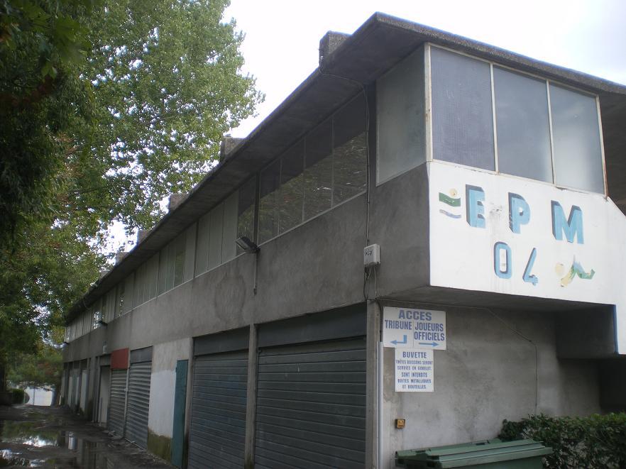 ALADIN ETAIT LA : MARSEILLE, QUARTIERS NORD CONSOLAT 119805IMGP7798
