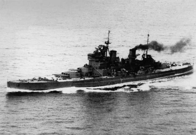 ROYAL NAVY CROISEUR DE DE BATAILLE HMS HOOD 134351oct_07_HMS_PRINCE_OF_WALES
