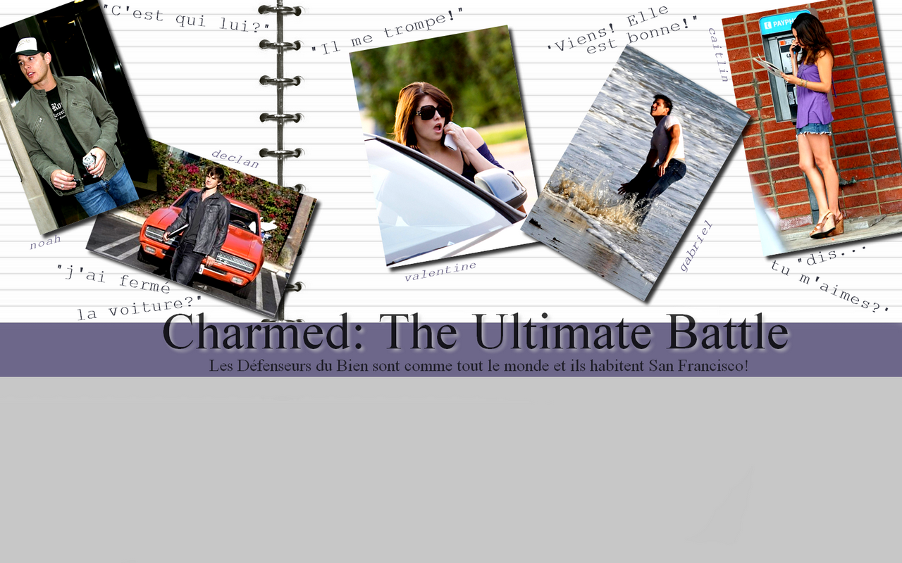 Charmed - The Ultimate Battle 14502header_de_val