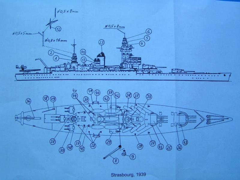 Croiseur de bataille Strasbourg 147801PICT0009