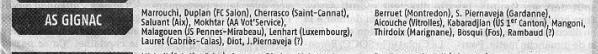 AS GIGNAC LA NERTHE //  DHR MEDITERRANEE  PROVENCE  155146gignac