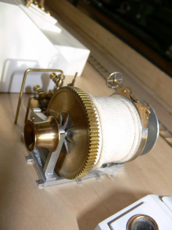 """Maquette remorqueur à vapeur de 330 tonnes """"Evenos"""" au 1/20ème 160630P1050433__Resolution_de_l__ecran_"""