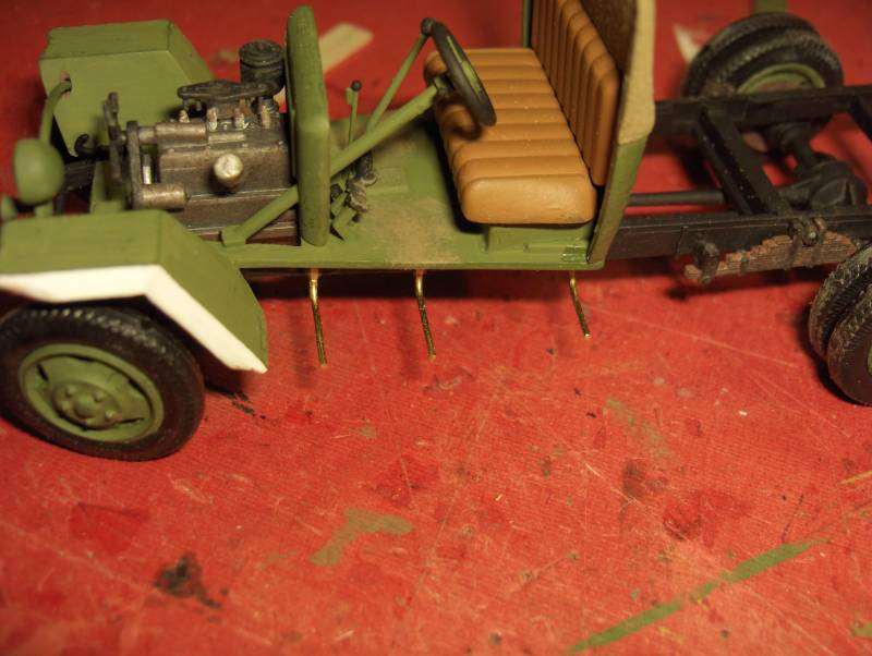 Camion Russe GAZ-MM de 1943 Zvezda 1/35 - Page 2 177636HPIM1762