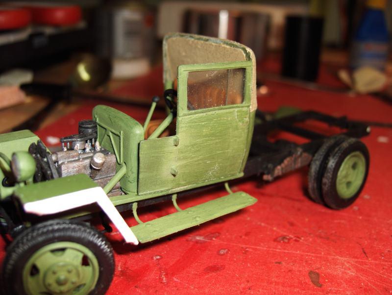 Camion Russe GAZ-MM de 1943 Zvezda 1/35 - Page 2 188557HPIM1790