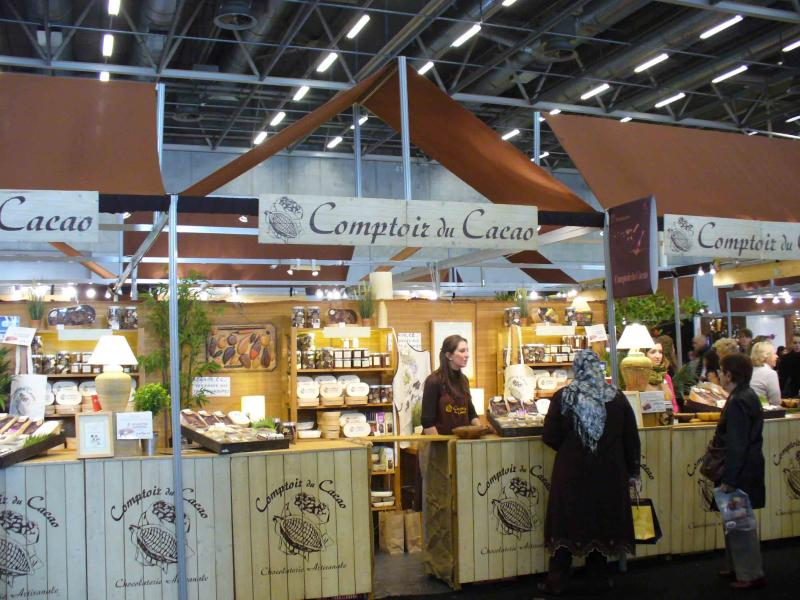 Le salon du chocolat à Paris 199184cho18