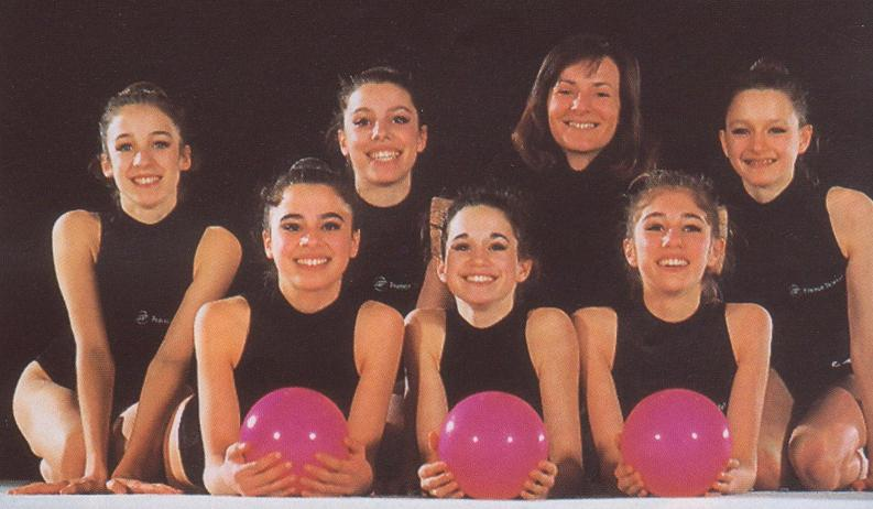 Ensemble France 1993==>1996 209604fra