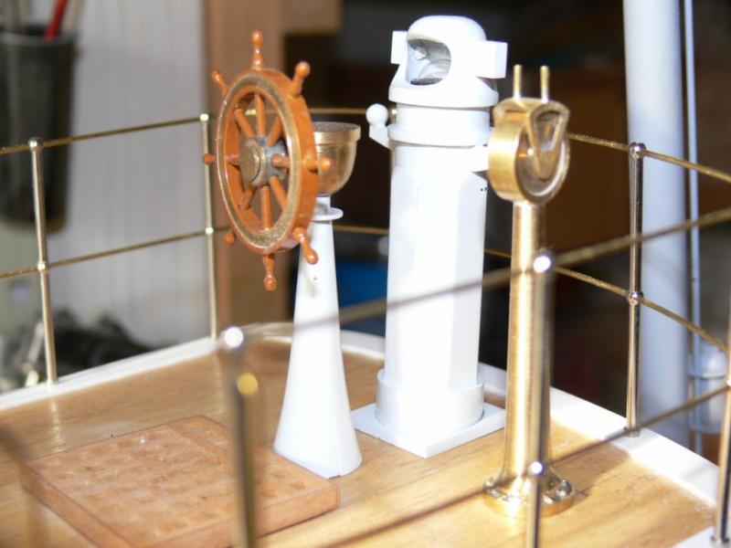"""Maquette remorqueur à vapeur de 330 tonnes """"Evenos"""" au 1/20ème 245233P1050422__Resolution_de_l__ecran_"""