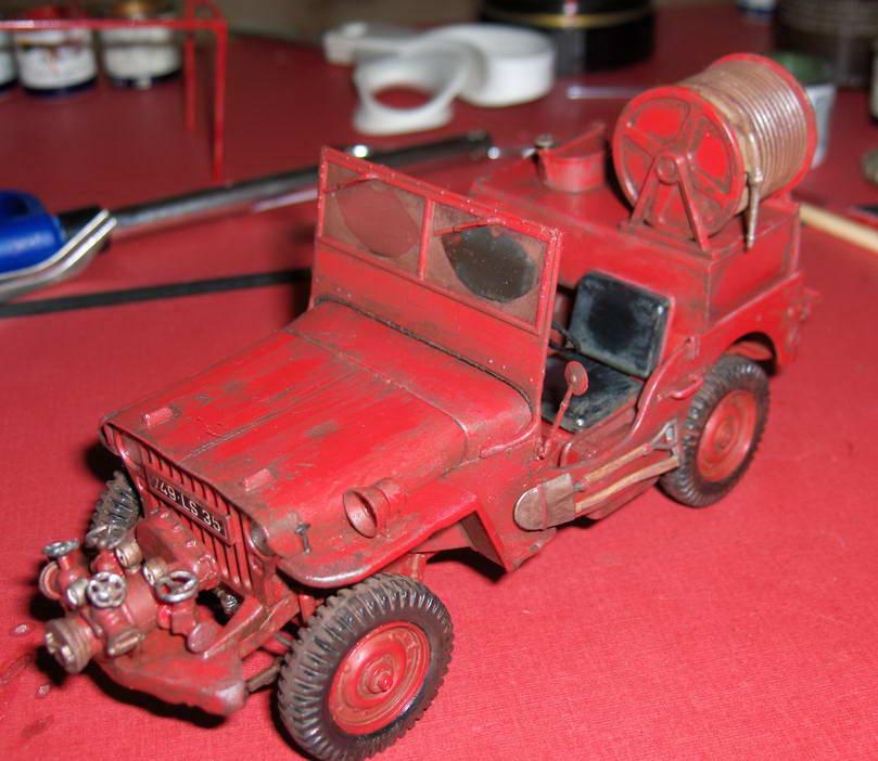 Fire Jeep 1/24 Italeri - Page 4 26180HPIM0812