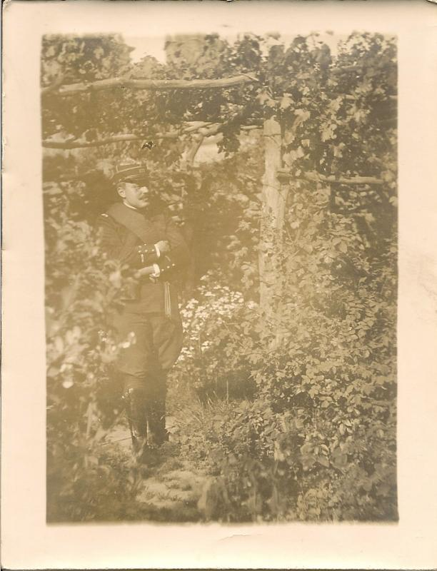 Photos et documents de la collection de Maurice Arnon 271076scan0014