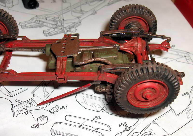 Fire Jeep 1/24 Italeri 280450HPIM0744